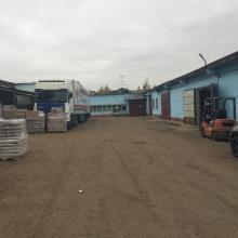 Неотапливаемое складское помещение 220кв.м